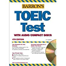 How to Prepare for TOEIC: Test of English for International Communication (Barron's How to Prepare for the TOEIC (W/CD)) (Barron's TOEIC (W/CD)) by Lin Lougheed (26-Jan-2007) Paperback