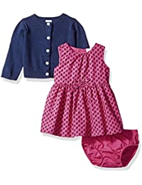 Carter's Baby Girls Dress Sets