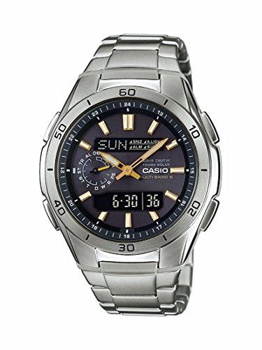 Casio Wave Ceptor Herren-Armbanduhr WVA-M650D-1A2ER