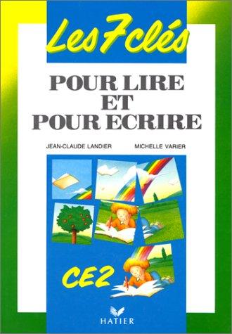 FRANCAIS CE2 par Jean-Claude Landier, Michelle Varier