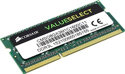 Price comparison product image Corsair 8GB DDR3L 1600MHZ