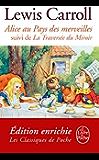 Alice au Pays des Merveilles, suivi de De l'autre côté du miroir (Classiques t. 31446)