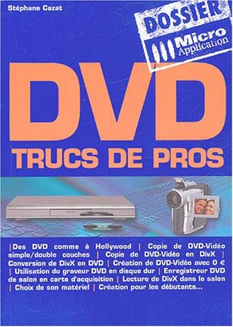 DVD : Trucs de pros par Stéphane Cazat