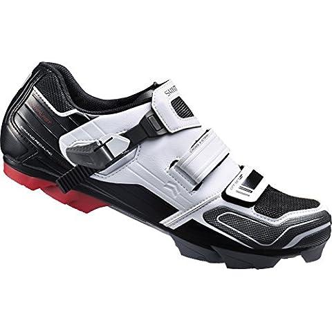 Bicicleta de montaña Shimano adultos zapatos zapatillas de ciclismo SH-XC51W GR, 50 SPD bermaro/Ratschenv., varios coloures, 50,