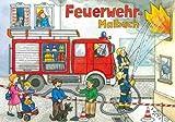 Malbuch : Feuerwehr(A5)