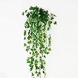 240cm Künstliche Pflanze Efeu Girlande Garten Hause Dekor