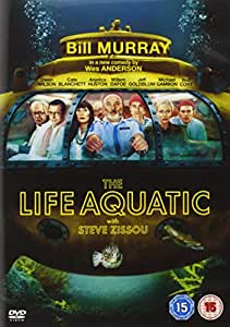 The Life Aquatic with Steve Zissou [DVD]