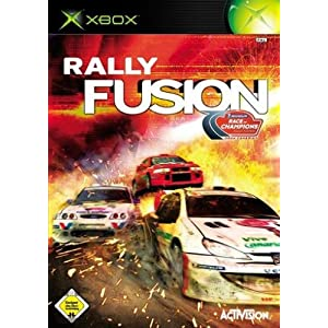 Rally Fusion – Race of Champions