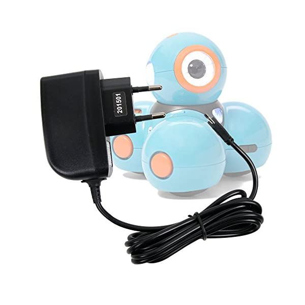51RVBojYIJL. SS600  - Cargadores para Robots educativos Dash y Dot - Wonder Workshop