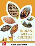 Meant for Aspirants of the Civil Services (Preliminary and Mains) examination, this book covers the syllabus of Indian Heritage and Culture of the General Studies Paper I. The author has provided a wide ranged knowledge base on Indian art, paintings,...