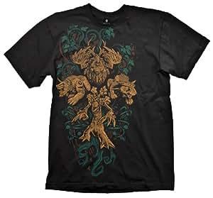 J!NX - World Of Warcraft T-Shirt Druid Legendary Class (XL)