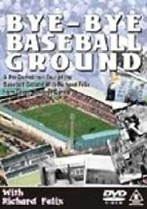 Bye Bye Baseball Ground - Derby County [DVD]
