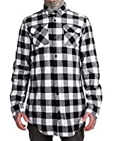 Criminal Damage Jack Long Shirt White