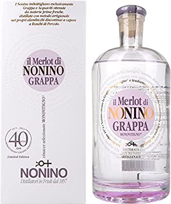 Nonino Il Merlot Grappa (1 x 0.7 l)