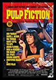 Messaggio Pulp Fiction Film Muro Poster Art