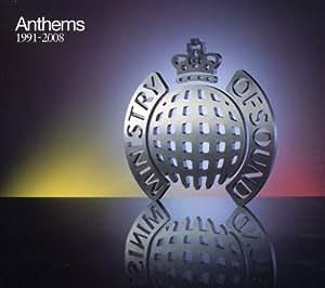 Anthems 1991-2008