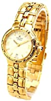 Oskar Emil Casablanca 302L - Reloj de Lujo Oro Mujeres, Con Esfera Crema de Oskar Emil