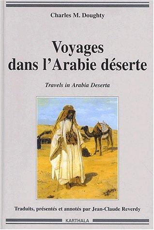 Descargar Libro Voyages dans l'Arabie déserte de Charles Montagu Doughty