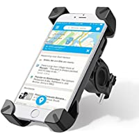 Bicycle mobile phone holder Wrcibo Outdoor Universal Mobile Phone Holder Bike Mount Bicycle Handlebar 360 ° Rotating Mobile Phone Holder Mobile Phone GPS Holder – Black preiswert
