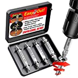 Damaged Screw Remover and Extractor Set, Easily Remove Stripped or Damaged Screws. Made
