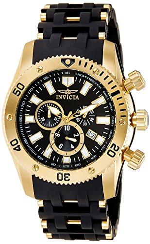 Invicta 0140 Herren-Armbanduhr