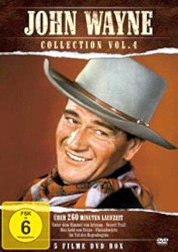 John Wayne Collection Vol. 4 [Edizione: Germania]