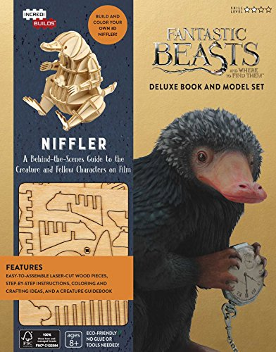 Incredibuilds. Fantastic Beasts And Where To Find por Ramin Zahed