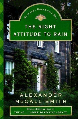 Book cover for The Right Attitude to Rain