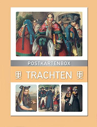 Postkartenbox Trachten (Bilder Von Trachten)