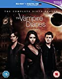 The Vampire Diaries - Season 6 [Blu-ray] [2015] [Region Free]