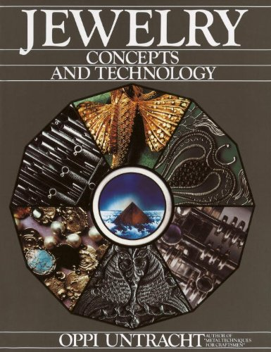 Jewelry Concepts & Technology (English Edition)
