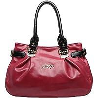 Yuanse® borsa per le donne cilindrica borsa femminile europei e americani di moda borsa a tracolla in pelle PU - Y007