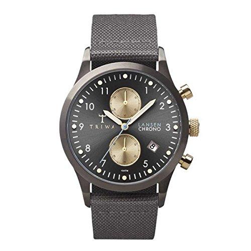 Mens Triwa Lansen Chrono Chronograph Watch LCST101CL061613