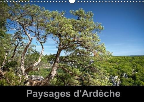 Paysages D'ardeche 2018: Un Regard Photographique Sur L'ardeche par Loulou Moreau Photographies