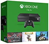 Xbox One 1TB Console - 3 Games Holiday B...