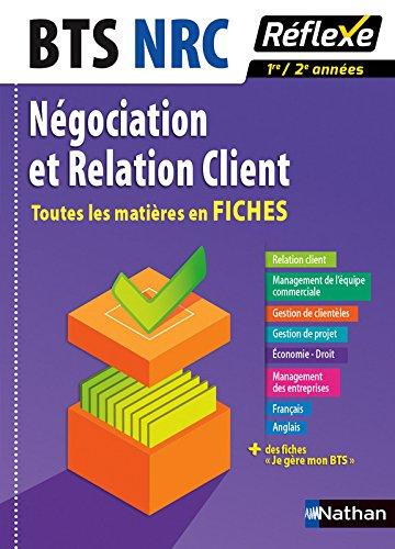 Toutes les matires en FICHES Ngociation et Relation Client  BTS NRC (8)