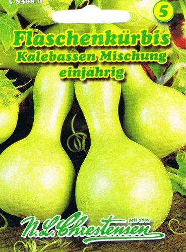 Flaschenkürbis Kürbis Kalebassen Mischung Lagenaria siceraria Schalenschmuck