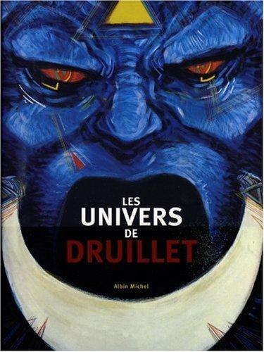 Les Univers de Philippe Druillet par Philippe Druillet