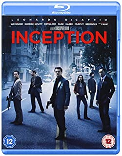 Inception [Blu-ray] [2010] [Region Free] (B003NE4V3C) | Amazon price tracker / tracking, Amazon price history charts, Amazon price watches, Amazon price drop alerts
