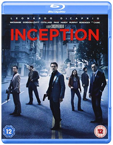 Inception Triple Play (Blu-Ray, Dvd and Digital Copy) [UK Import]