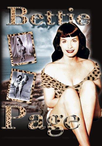 Bettie Page: The Girl in the Leopard Print Bikini Bettie Page Leopard