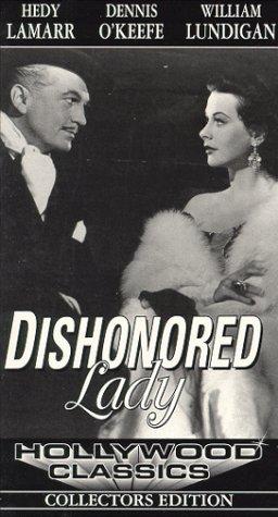 Preisvergleich Produktbild Dishonored Lady [VHS]
