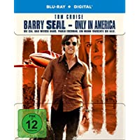Barry Seal - Only in America - Steelbook - Blu-ray