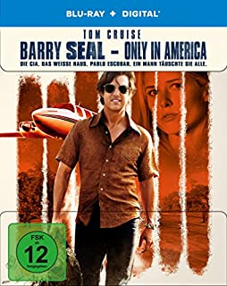 Barry Seal - Only in America - Steelbook - Blu-ray (Selektive Distribution)