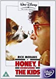 Honey, I Shrunk the Kids [Reino Unido] [DVD]