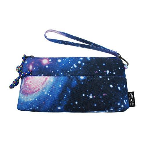 Adulto Serie Artone Casuale Nylon blu Daypack di Unisex Set Universo Mh 3 qOgx7a