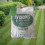 10 Kg Pristine Ornamental Grass Seed Fine Lawn Seed No Rye Grass Ivisons Seeds