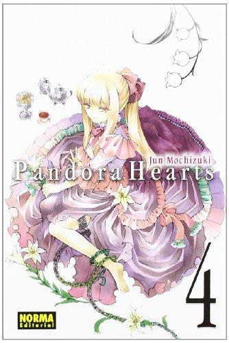 PANDORA HEARTS 4 (Jun Mochizuki) (CÓMIC MANGA)