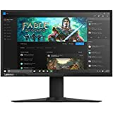 Lenovo Y27g Razer Chroma Edition 68,58 cm (27 Zoll Full HD matt) Curved Monitor (HDMI 1.4, DisplayPort 1.2, 4 ms Reaktionszeit, G-Sync, 144 Hz, neigbar, höhenverstellbar, drehbar)