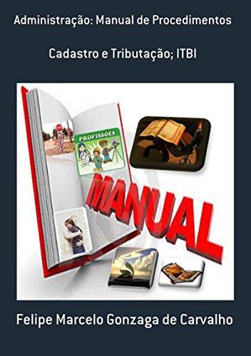 Administração: Manual De Procedimentos (Portuguese Edition)